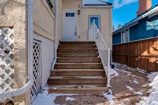 Photo 38: 2 708 2 Avenue NW in Calgary: Sunnyside Row/Townhouse for sale : MLS®# A1077287