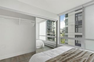 """Photo 16: 619 1783 MANITOBA Street in Vancouver: False Creek Condo for sale in """"The Residences at West"""" (Vancouver West)  : MLS®# R2579373"""