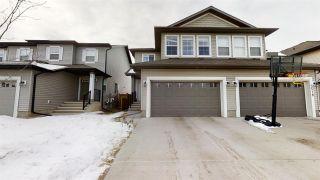 Photo 1: 3516 9 Street in Edmonton: Zone 30 House Half Duplex for sale : MLS®# E4225059