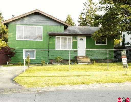 Main Photo: 14398 MELROSE Drive in Surrey: Bolivar Heights House for sale (North Surrey)  : MLS®# F2701265
