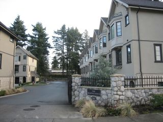 """Photo 30: 104 2580 LANGDON Street in Abbotsford: Abbotsford West Townhouse for sale in """"The Brownstones"""" : MLS®# F1128533"""