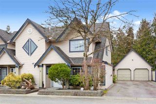 Main Photo: 8 11536 236 Street in Maple Ridge: Cottonwood MR Townhouse for sale : MLS®# R2555572
