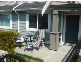 """Photo 8: 13 7333 TURNILL Street in Richmond: McLennan North Townhouse for sale in """"PALATINO"""" : MLS®# V763326"""