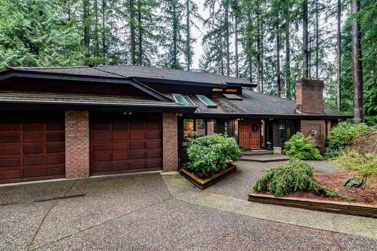 """Main Photo: 5845 237A Street in Langley: Salmon River House for sale in """"Tall Timber Estates"""" : MLS®# R2529743"""
