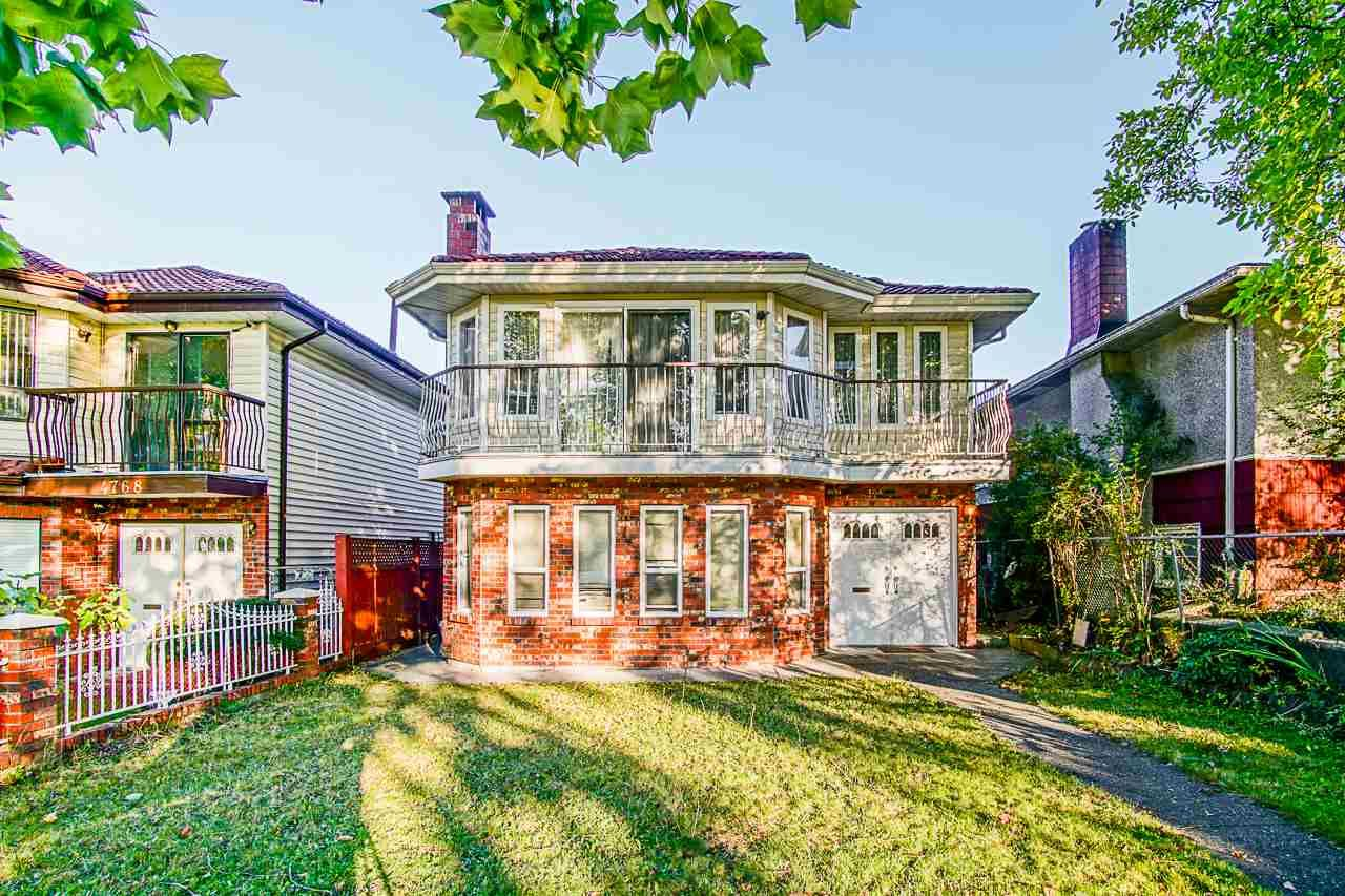 Main Photo: 4778 FLEMING STREET in : Knight House for sale : MLS®# R2411533