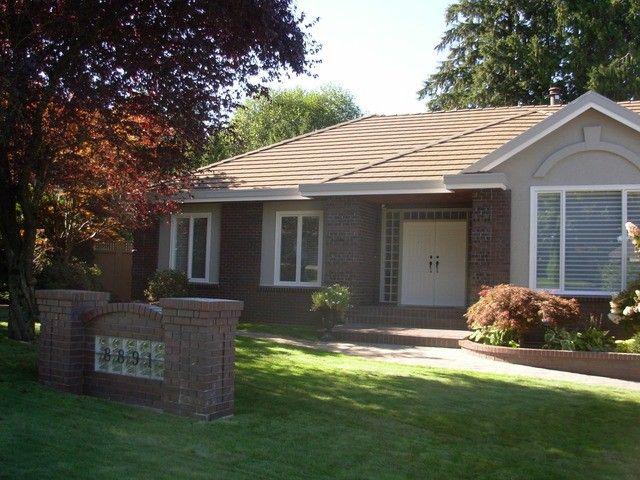 "Main Photo: 8891 164 Street in Surrey: Fleetwood Tynehead House for sale in ""Fleetwood Estates"" : MLS®# F1404485"
