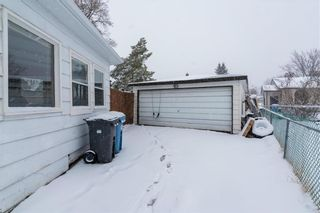 Photo 41: 27 West Avenue in Winnipeg: Westwood Residential for sale (5G)  : MLS®# 202108564