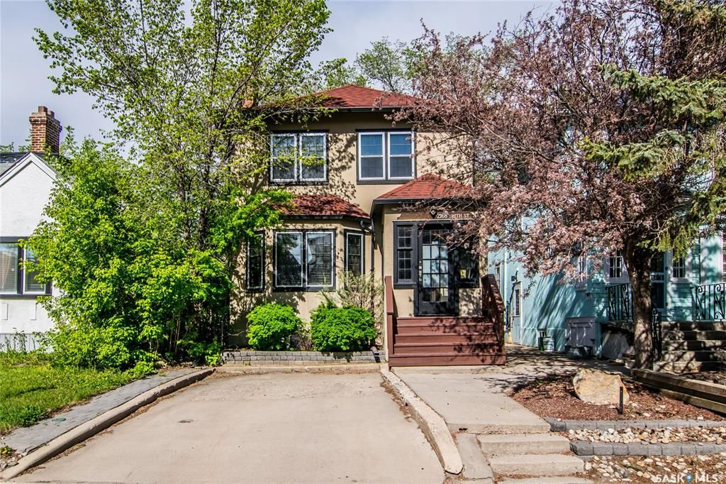 Main Photo: 2168 Smith Street in Regina: Transition Area Residential for sale : MLS®# SK847390