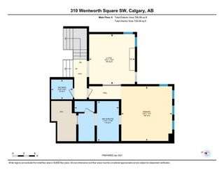 Photo 35: 310 WENTWORTH Square SW in Calgary: West Springs Semi Detached for sale : MLS®# A1100638