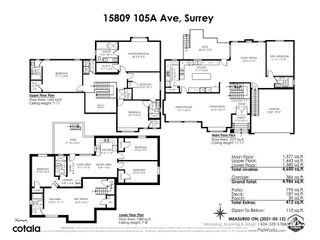 Photo 34: 15809 105A Avenue in Surrey: Fraser Heights House for sale (North Surrey)  : MLS®# R2580075