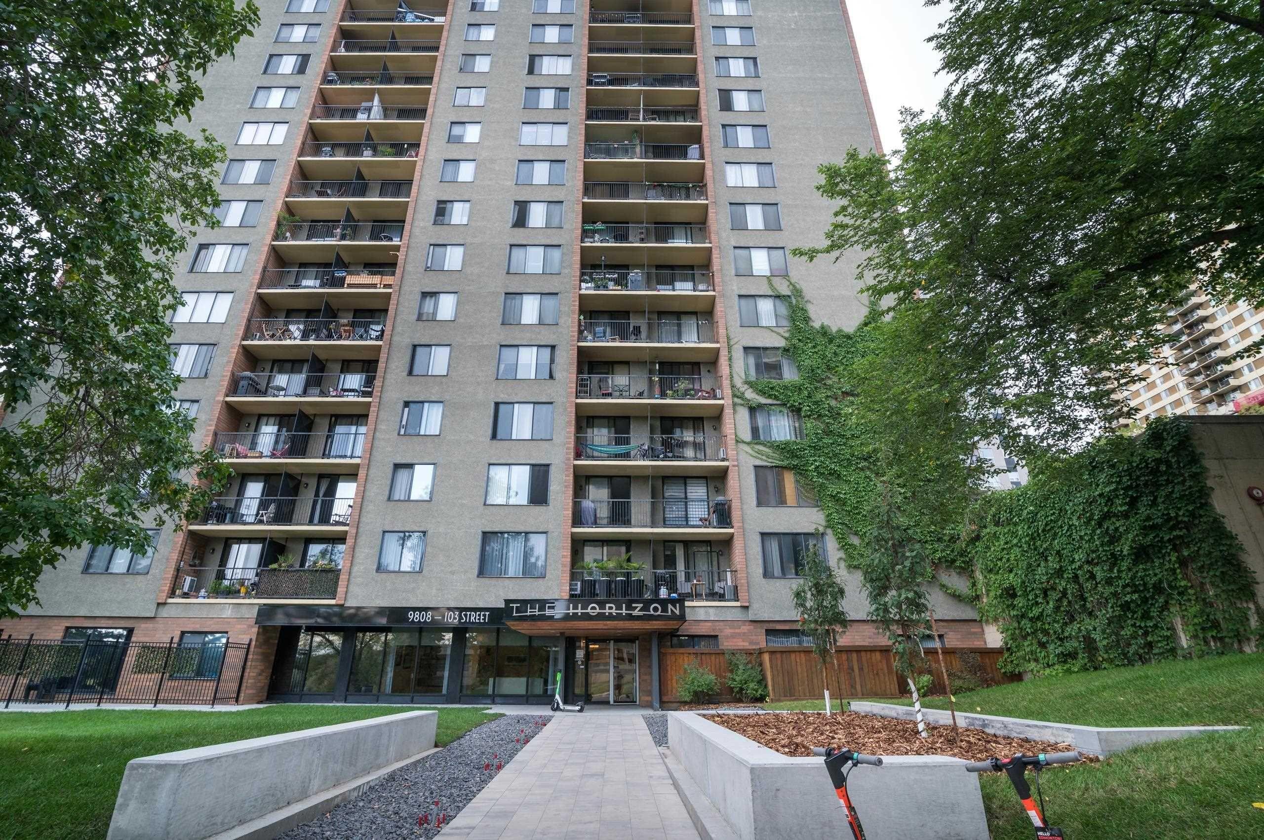 Main Photo: 603 9808 103 Street in Edmonton: Zone 12 Condo for sale : MLS®# E4261298