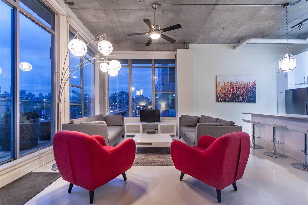 "Photo 8: Photos: 405 495 W 6TH Avenue in Vancouver: False Creek Condo for sale in ""Loft 495"" (Vancouver West)  : MLS®# R2361195"