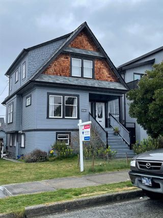 Main Photo: 3565 TRIUMPH Street in Vancouver: Hastings House for sale (Vancouver East)  : MLS®# R2569889