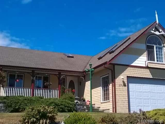 Main Photo: 1730 VALLEY VIEW DRIVE in COURTENAY: Z2 Courtenay East House for sale (Zone 2 - Comox Valley)  : MLS®# 577502