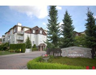 "Photo 1: 101 10188 155TH Street in Surrey: Guildford Condo for sale in ""SOMMERSET"" (North Surrey)  : MLS®# F2830792"