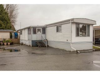 "Photo 1: 287 201 CAYER Street in Coquitlam: Maillardville Manufactured Home for sale in ""WILDWOOD MANUFACTURED HOME PARK"" : MLS®# R2147510"