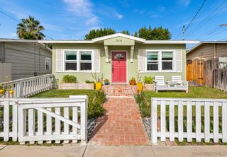 Photo 2: NORMAL HEIGHTS House for sale : 2 bedrooms : 3614 Monroe Ave in San Diego