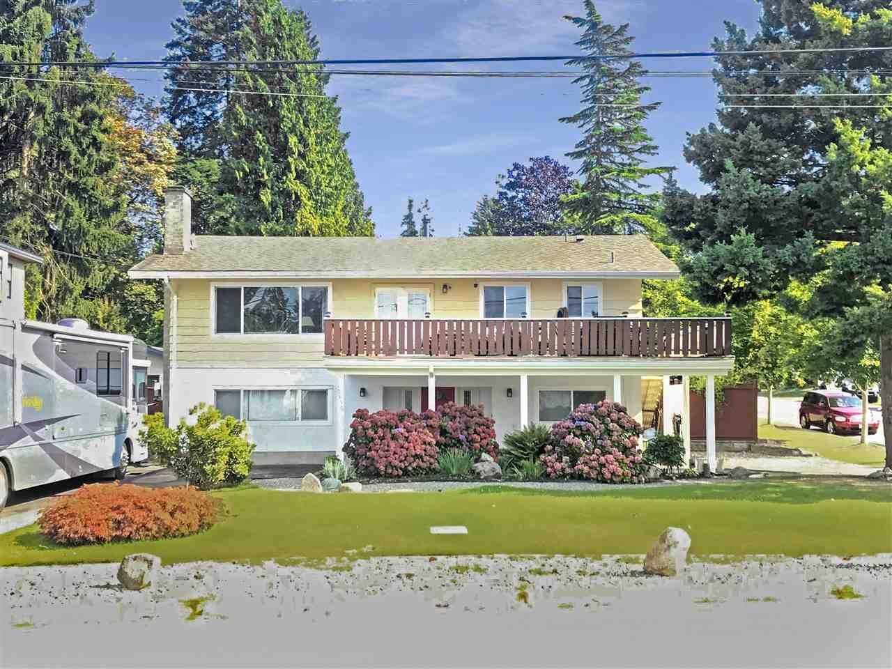 "Main Photo: 10456 MAIN Street in Delta: Nordel House for sale in ""BURNSVIEW/SUNBURY"" (N. Delta)  : MLS®# R2401792"