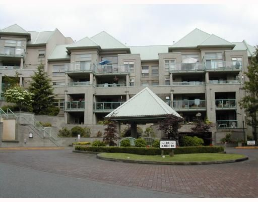 """Main Photo: 106 301 MAUDE Road in Port_Moody: North Shore Pt Moody Condo for sale in """"Heritage Grand"""" (Port Moody)  : MLS®# V773007"""