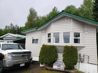 """Photo 1: D6 5931 COOK Court in Prince George: Birchwood Manufactured Home for sale in """"BIRCHWOOD"""" (PG City North (Zone 73))  : MLS®# R2586996"""