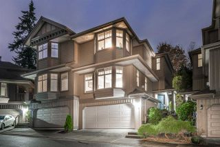"""Photo 1: 15 8868 16TH Avenue in Burnaby: The Crest Townhouse for sale in """"CRESCENT HEIGHTS"""" (Burnaby East)  : MLS®# R2514373"""