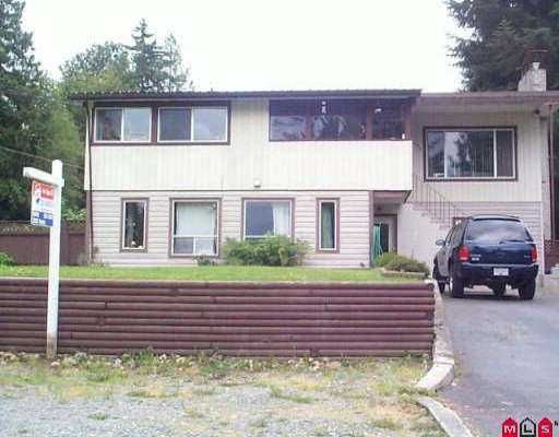 """Main Photo: 11380 LANSDOWNE DR in Surrey: Bolivar Heights House for sale in """"BIRDLAND"""" (North Surrey)  : MLS®# F2514679"""