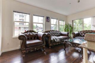 """Photo 3: 301 22290 NORTH Avenue in Maple Ridge: West Central Condo for sale in """"SOLO"""" : MLS®# R2585330"""