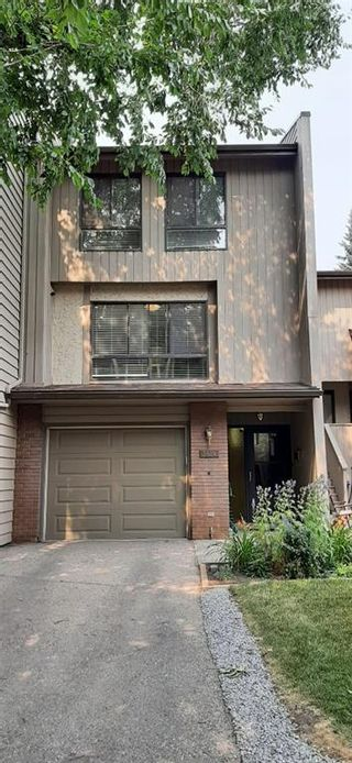 Main Photo: 3828 Point Mckay Road NW in Calgary: Point McKay Row/Townhouse for sale : MLS®# A1134934