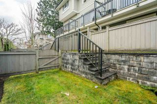 "Photo 31: 24 2955 156 Street in Surrey: Grandview Surrey Townhouse for sale in ""Arista"" (South Surrey White Rock)  : MLS®# R2575382"