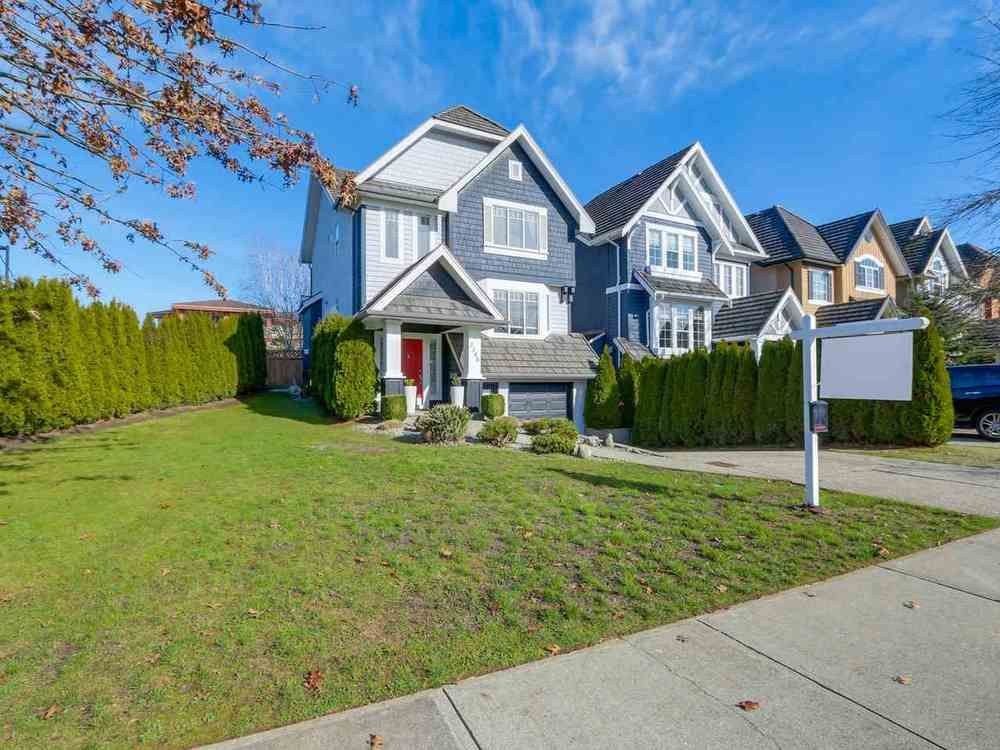 Main Photo: 3348 ROSEMARY HEIGHTS CRESCENT in South Surrey White Rock: Grandview Surrey Home for sale ()  : MLS®# R2038242