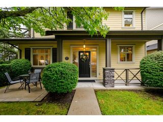 """Photo 1: 9 15885 26 Avenue in Surrey: Grandview Surrey Townhouse for sale in """"Skylands"""" (South Surrey White Rock)  : MLS®# R2614703"""