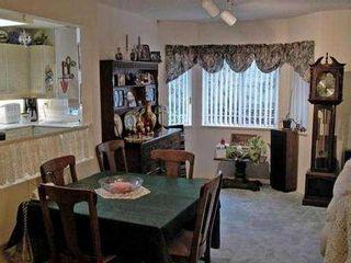 """Photo 4: 7 11502 BURNETT ST in Maple Ridge: East Central Townhouse for sale in """"TELOSKY VILLAGE"""" : MLS®# V530484"""