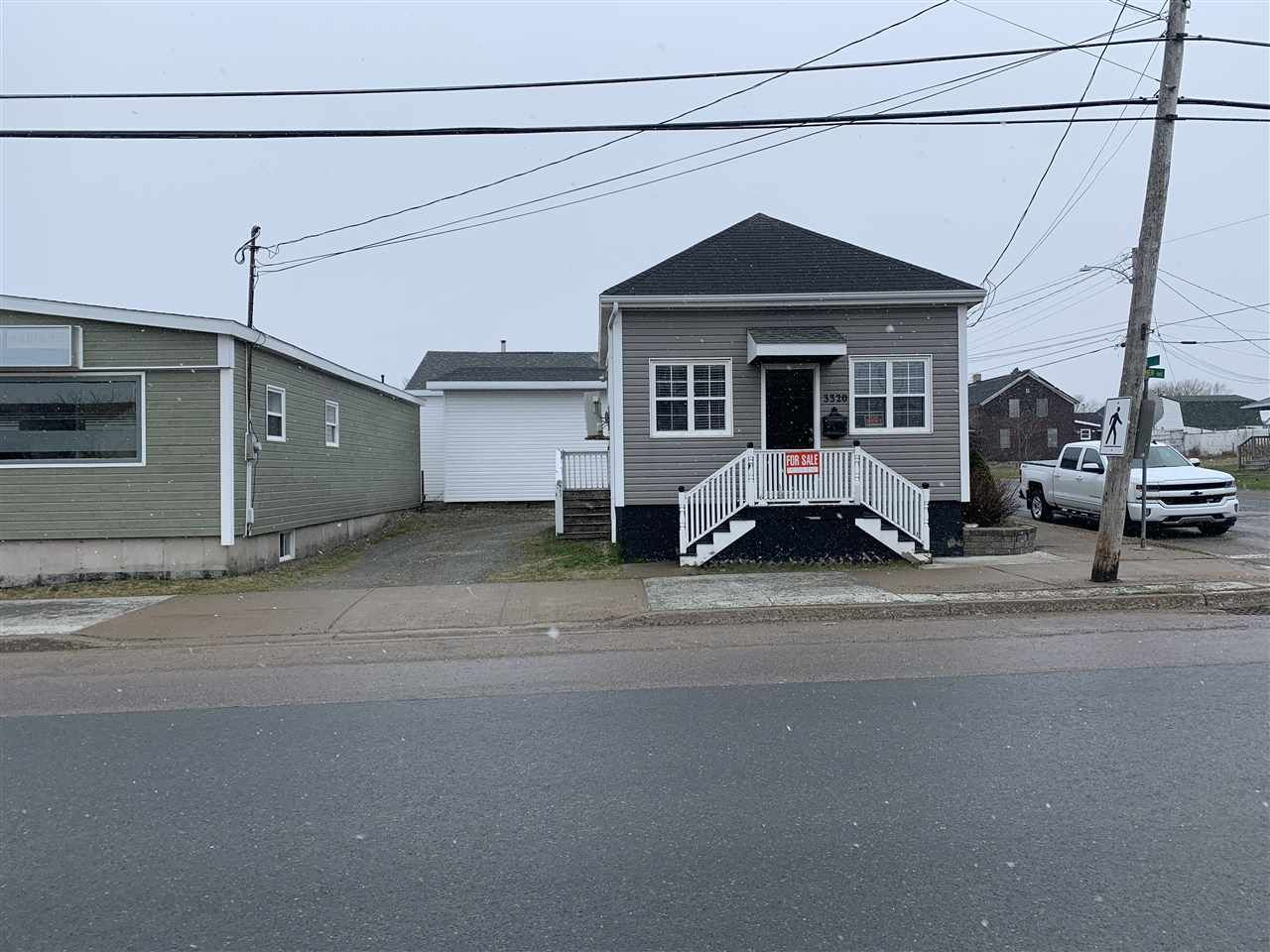 Main Photo: 3320 Plummer Avenue in New Waterford: 204-New Waterford Residential for sale (Cape Breton)  : MLS®# 202007536
