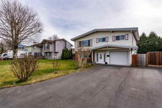 Photo 3: 46390 CORNWALL Crescent in Chilliwack: Chilliwack E Young-Yale House for sale : MLS®# R2553569