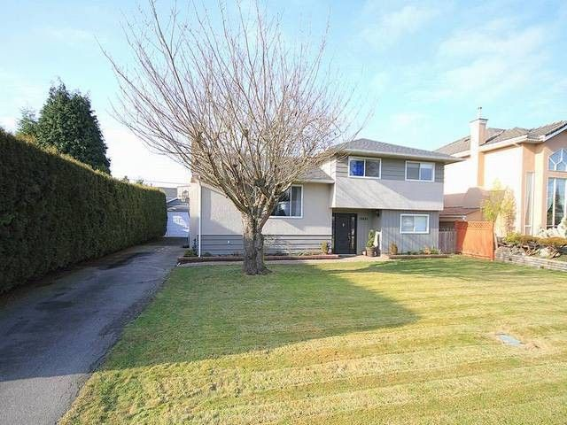"""Main Photo: 10091 AINTREE Crescent in Richmond: McNair House for sale in """"MCNAIR"""" : MLS®# V1043553"""