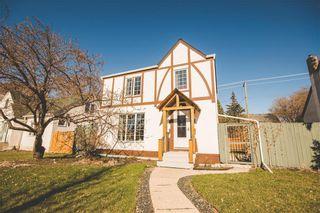 Photo 1: 273 Mandeville Street in Winnipeg: Deer Lodge Residential for sale (5E)  : MLS®# 202111270