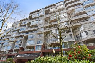 Photo 1: 601 518 MOBERLY ROAD in Vancouver: False Creek Condo for sale (Vancouver West)  : MLS®# R2047447