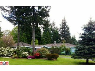 """Photo 1: 2148 179TH Street in Surrey: Hazelmere House for sale in """"REDWOOD PARK ESTATES"""" (South Surrey White Rock)  : MLS®# F1221013"""