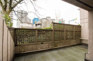"""Photo 18: 109 1080 PACIFIC Street in Vancouver: West End VW Condo for sale in """"THE CALIFORNIAN"""" (Vancouver West)  : MLS®# R2541335"""