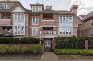 "Photo 1: N103 628 W 13TH Avenue in Vancouver: Fairview VW Condo for sale in ""CONNAUGHT ESTATES"" (Vancouver West)  : MLS®# R2334041"