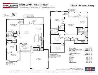 Photo 20: 13362 14A Avenue in Surrey: Crescent Bch Ocean Pk. House for sale (South Surrey White Rock)  : MLS®# R2353627