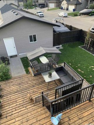 Photo 38: 739 Willowgrove Avenue in Saskatoon: Willowgrove Residential for sale : MLS®# SK859433