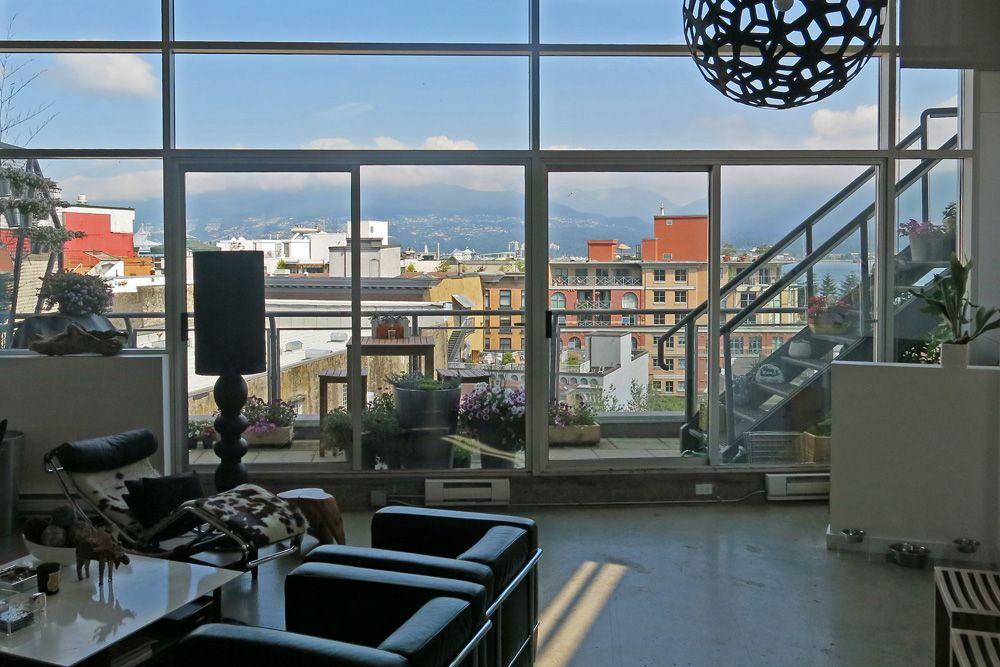 Main Photo: 602 55 E Cordova Street in Vancouver: Downtown VE Condo for sale (Vancouver East)  : MLS®# V1014978