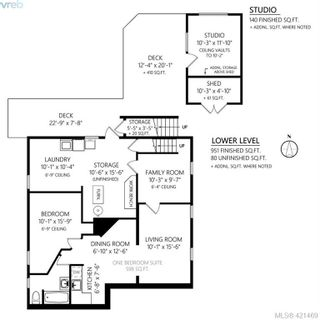 Photo 42: 2418 Central Ave in VICTORIA: OB South Oak Bay House for sale (Oak Bay)  : MLS®# 834096