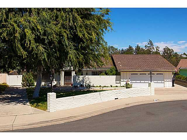 Main Photo: SAN CARLOS House for sale : 4 bedrooms : 7380 Casper Drive in San Diego