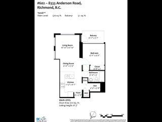 Photo 20: 602 8333 ANDERSON Road in Richmond: Brighouse Condo for sale : MLS®# R2586743