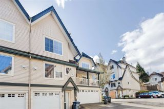 "Photo 1: 17 15355 26 Avenue in Surrey: King George Corridor Townhouse for sale in ""SouthWind"" (South Surrey White Rock)  : MLS®# R2574952"