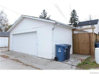 Photo 18: 434 De La Morenie Street in Winnipeg: St Boniface Residential for sale (2A)  : MLS®# 1626732