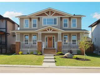 Photo 1: 185 Rainbow Falls Glen: Chestermere House for sale : MLS®# C4017404