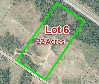 Photo 2: Lot 6 Blacktail Rd in : PQ Qualicum North House for sale (Parksville/Qualicum)  : MLS®# 870827